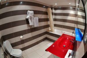 salle de bain moderne hotel alger ikram el dhayf