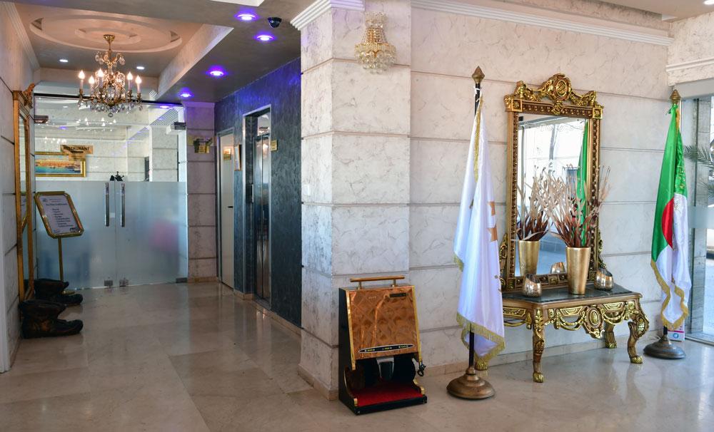 Reservation en ligne - hotel ikram el dhayf